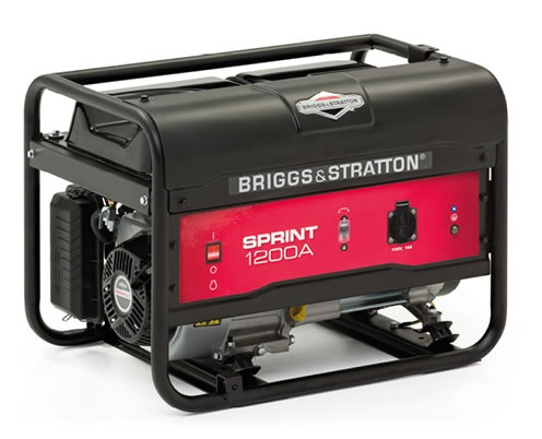 Agregat Briggs&Stratton Sprint 1200A